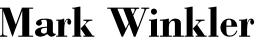 Mark Winkler Logo